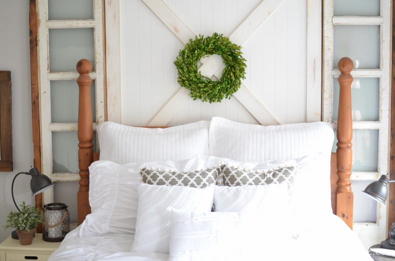Farmhouse Bedroom Better Homes and Gardens Walmart-6