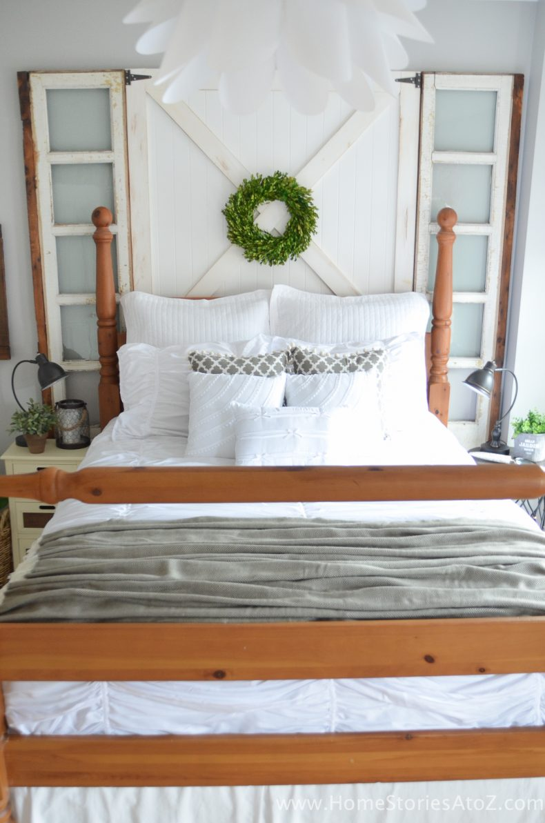Farmhouse Bedroom Better Homes and Gardens Walmart-8