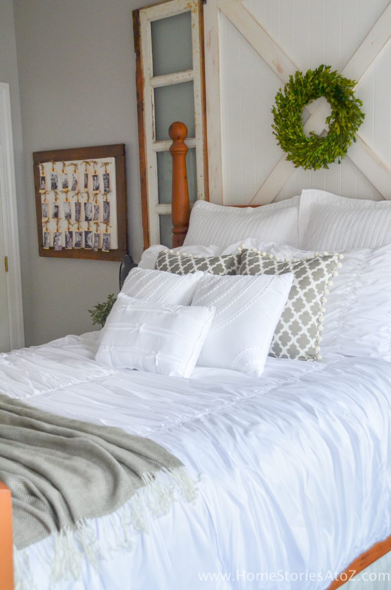 Farmhouse Bedroom Better Homes and Gardens Walmart-9
