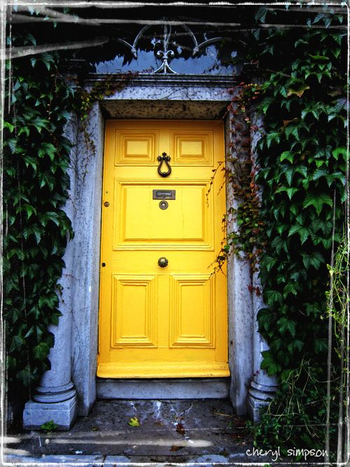 Mustard Door Home Stories A to Z