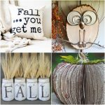 16 Fall Craft Ideas
