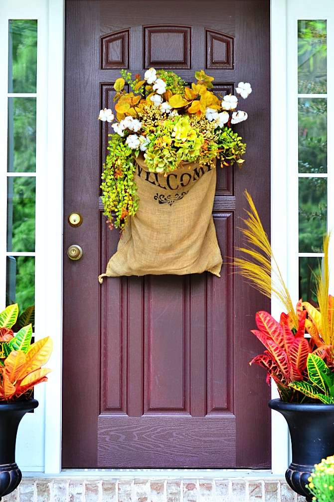 fall-front-door-arrangement-in-burlap-sack