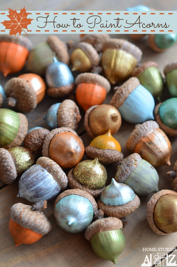 how-to-paint-acorns-home-stories-a-to-z