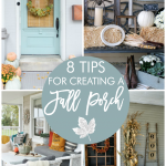 8 Tips for Creating a Beautiful Fall Porch