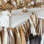 How to Make a Fabric Tie Banner {DIY Banner Tutorial}
