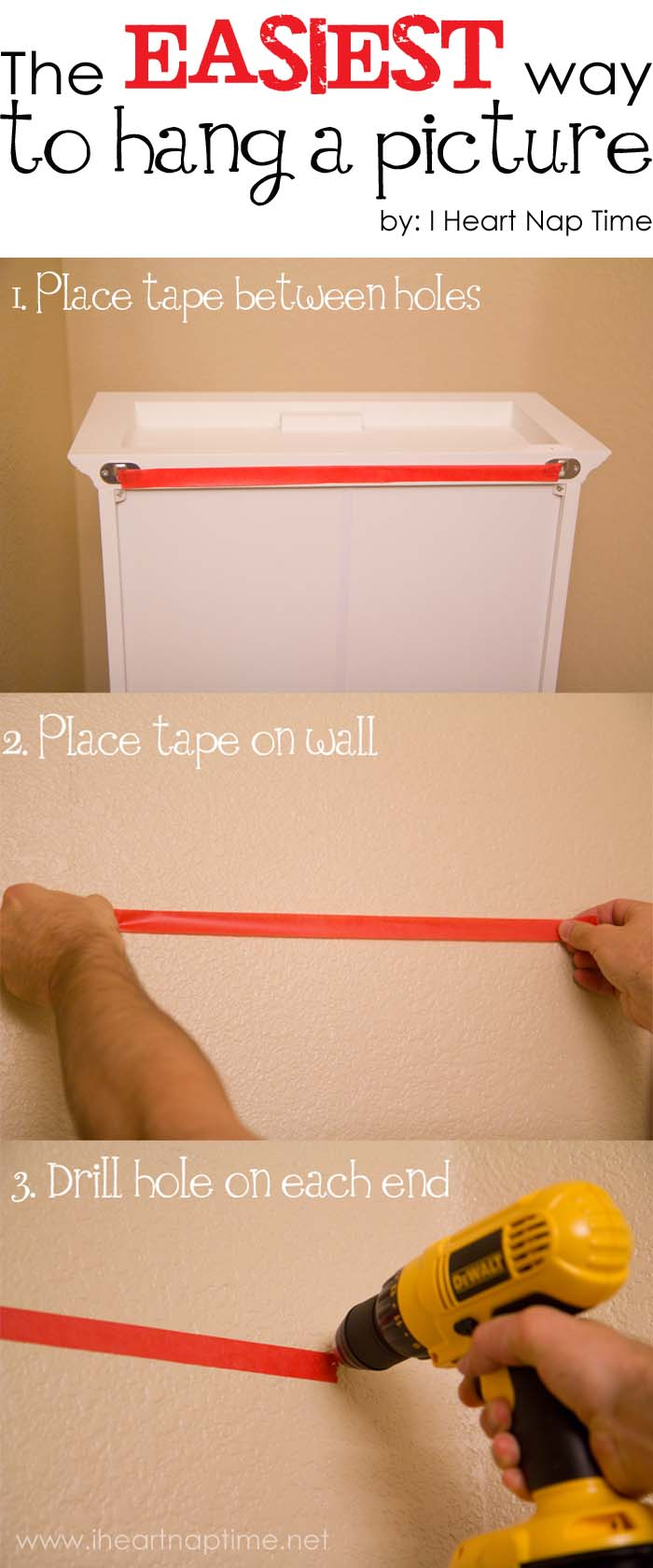 how-to-hang-a-picture