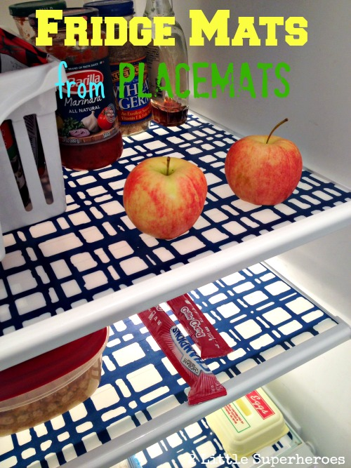 refrigerator-placemats