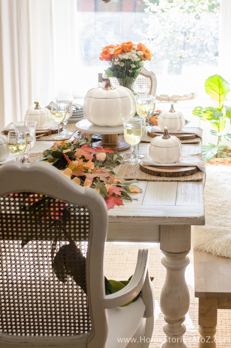 thanksgiving table tips. Black Bedroom Furniture Sets. Home Design Ideas