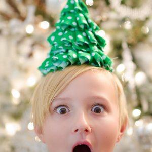 fabric-christmas-craft-idea-diy-christmas-tree-party-hats-2