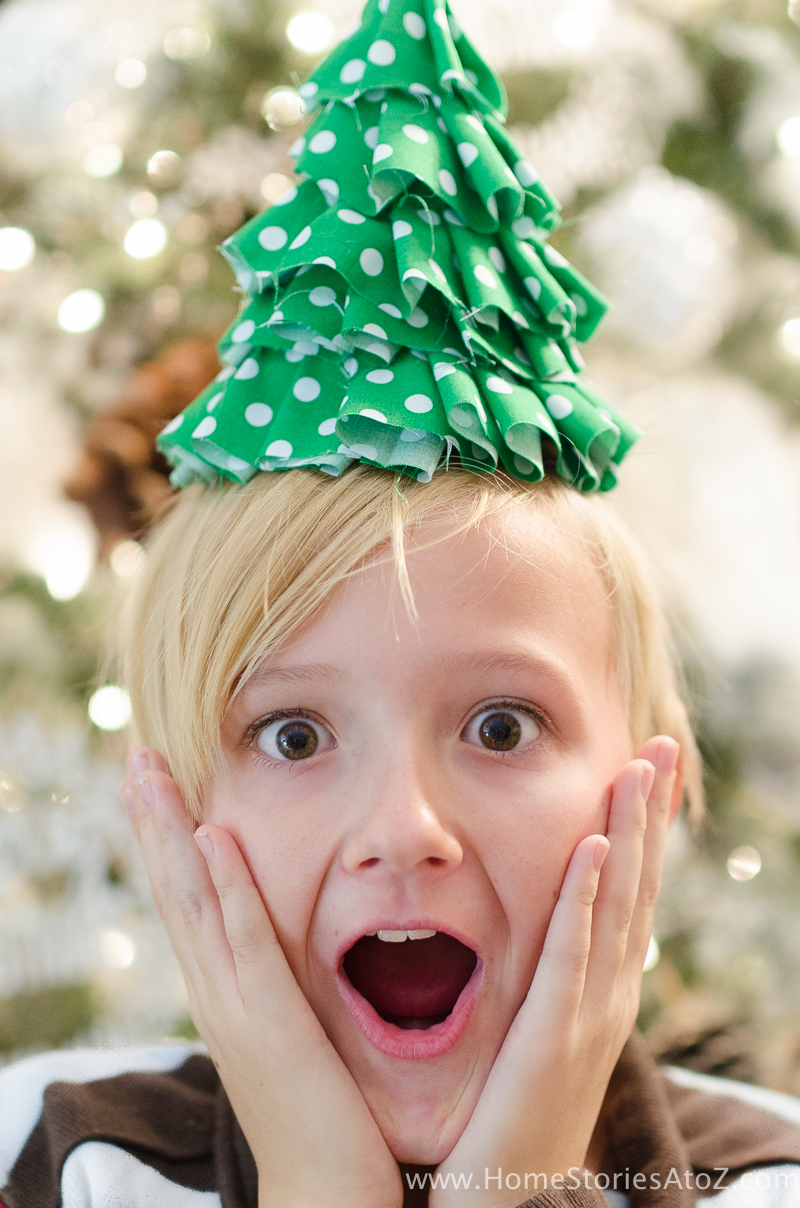 fabric-christmas-craft-idea-diy-christmas-tree-party-hats-3