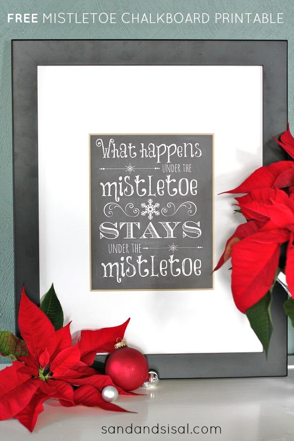 free-mistletoe-chalkboard-printable