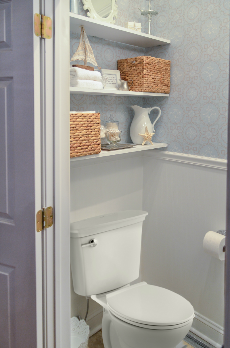 Ideal  making the most of small bathroom