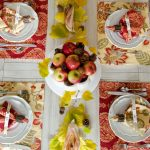 make reversible placemats