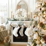 Dream Tree: 10 Tips on How to Decorate a Christmas Tree Rustic Glam Farmhouse