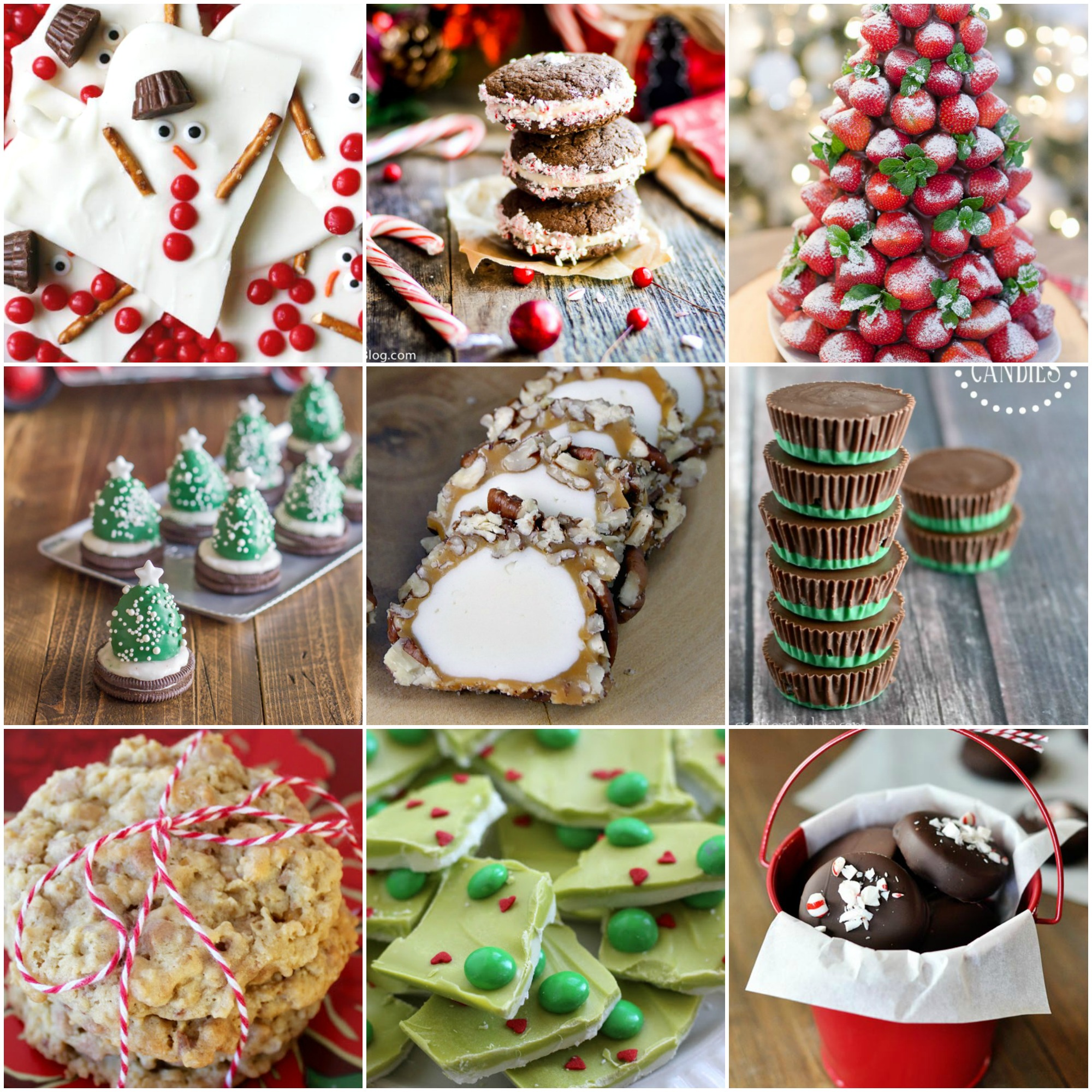 25 Christmas Desserts