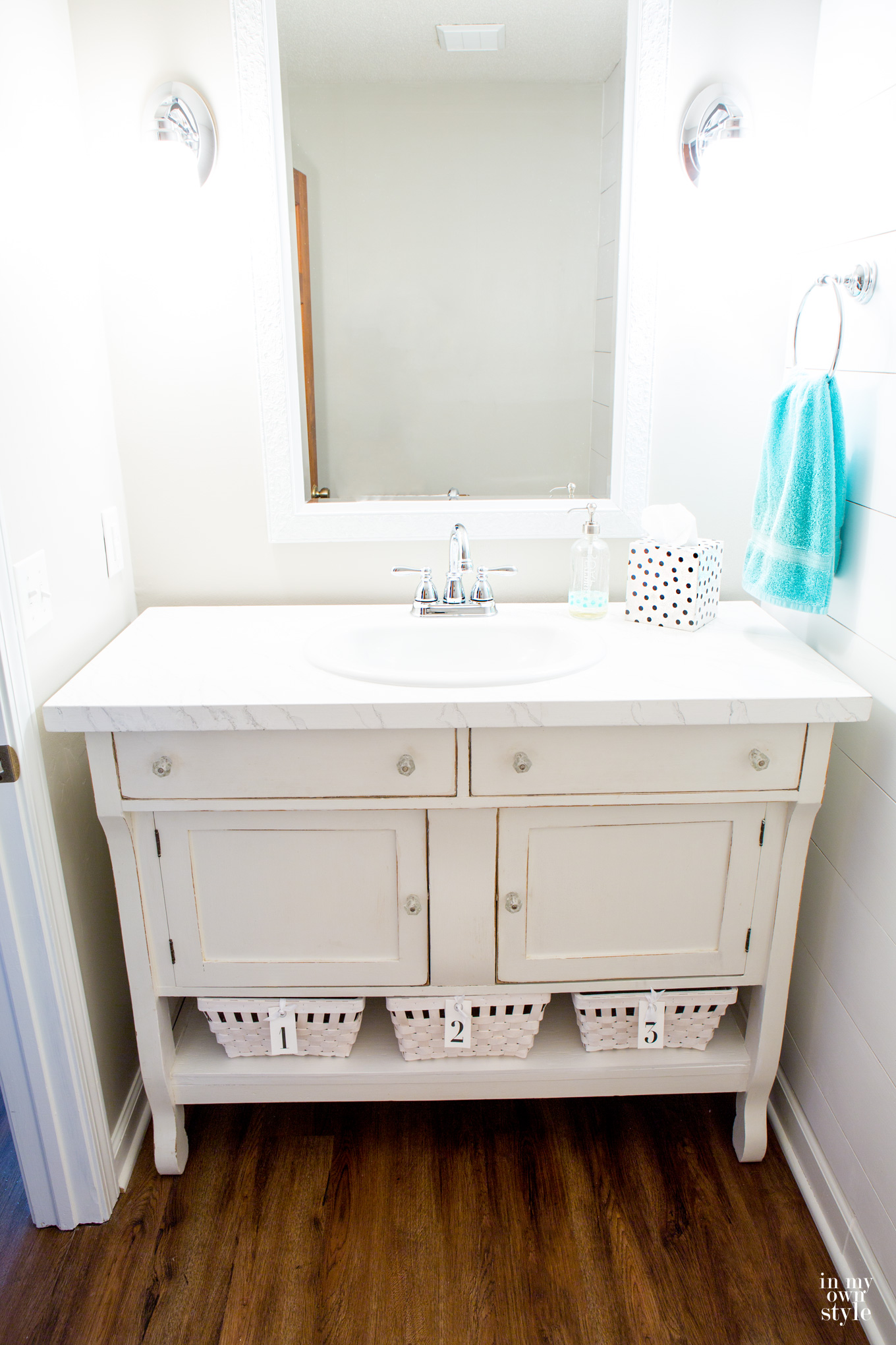 small bathroom tips