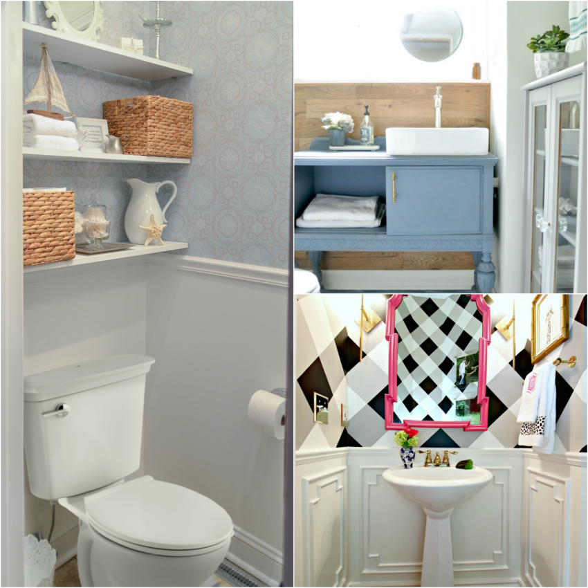 Cool  Helpful Tips for Making the Most of Your Small Bathroom Home Stories A to Z