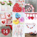 15 Valentine's Day Craft Ideas
