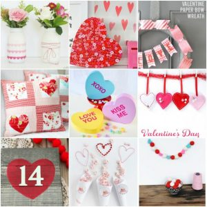 15 valentine's day crafts