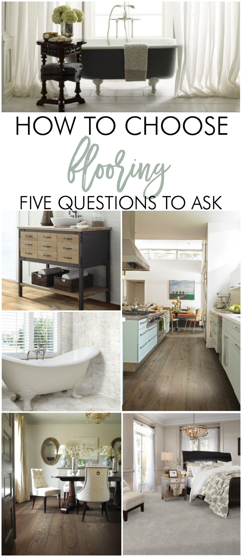 How to choose flooring 5 vital questions to ask for How to choose flooring for your home