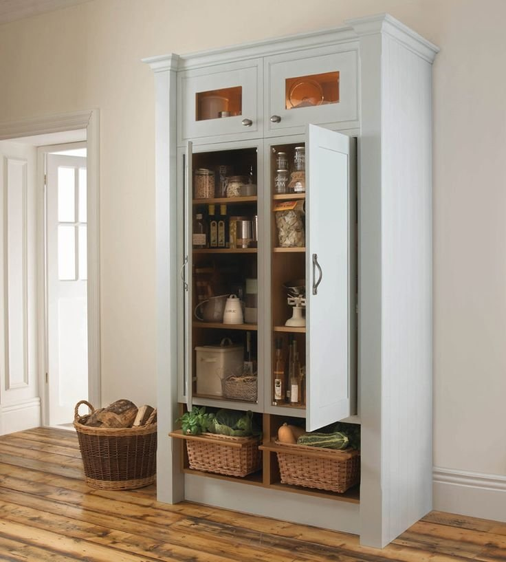 Inspirational Organized Pantry Tip Work with the space you have been given