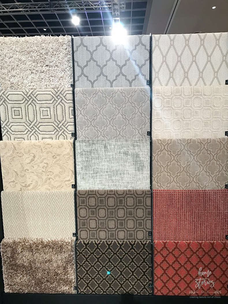 How to choose flooring 5 vital questions to ask shaw floor carpet options displayed at the 2017 shaw floors expo dailygadgetfo Choice Image