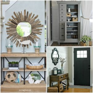 ... 25+ Real Life Mudroom And Entryway Decorating Ideas By Bloggers