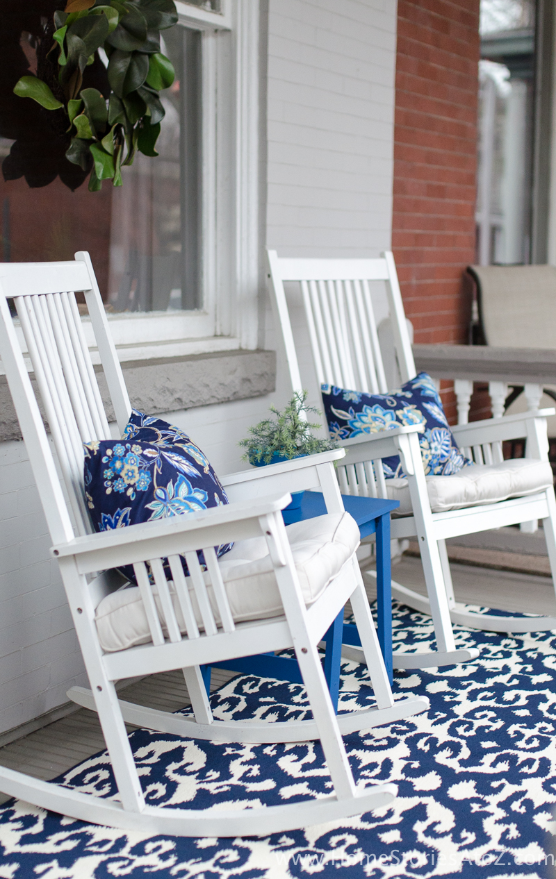 Spring Porch Decorating Ideas
