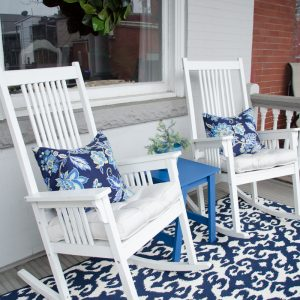 20 Beautiful Spring Porch and Patio Ideas - Home Stories A to Z