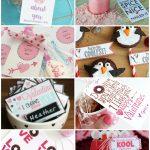 Adorable Valentine's Day Printables