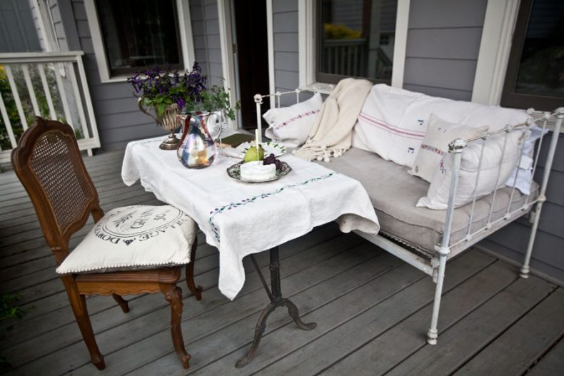 Destination Spring Porch By CEDAR HILL FARMHOUSE