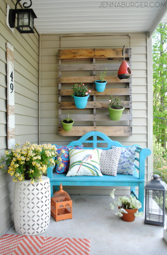 Cheap Spring Decorations: 20 Beautiful Spring Porch And Patio Ideas