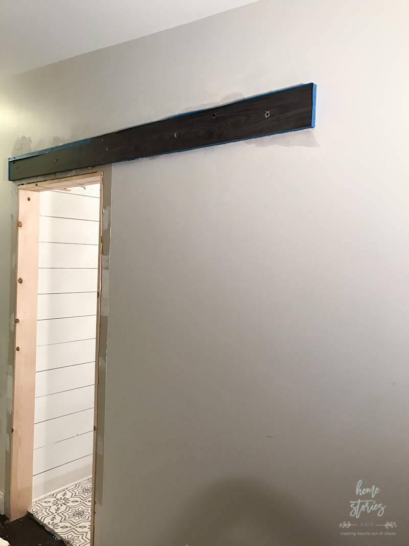 Affordable premade barn doors home stories a to z for Affordable sliding barn doors