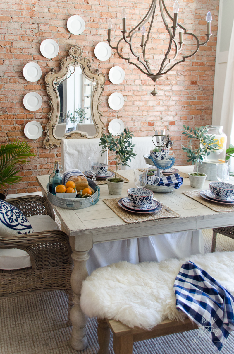 5 tips for creating an affordable modern farmhouse tablescape