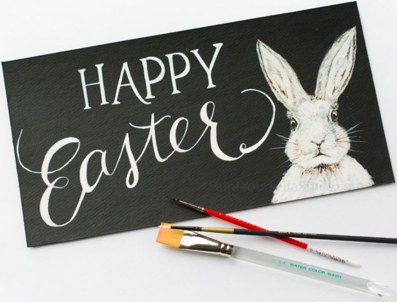 25 Easy Easter Crafts And Easter Home Decor Crafts