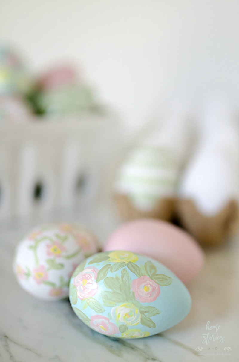 Painted Easter Eggs