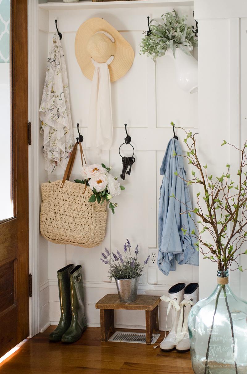Spring Decorating Ideas Spring Home Tour - Spring home decorating ideas
