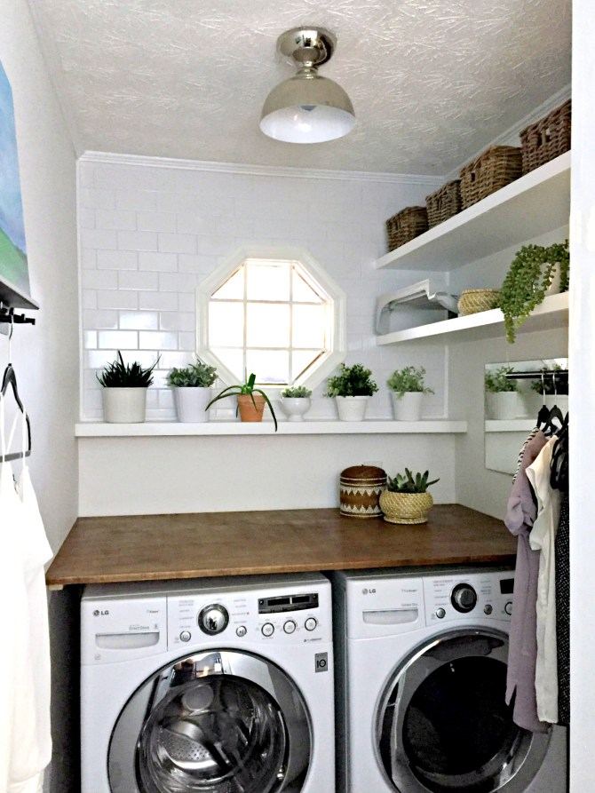 Laundry Room Design Small Laundry Room