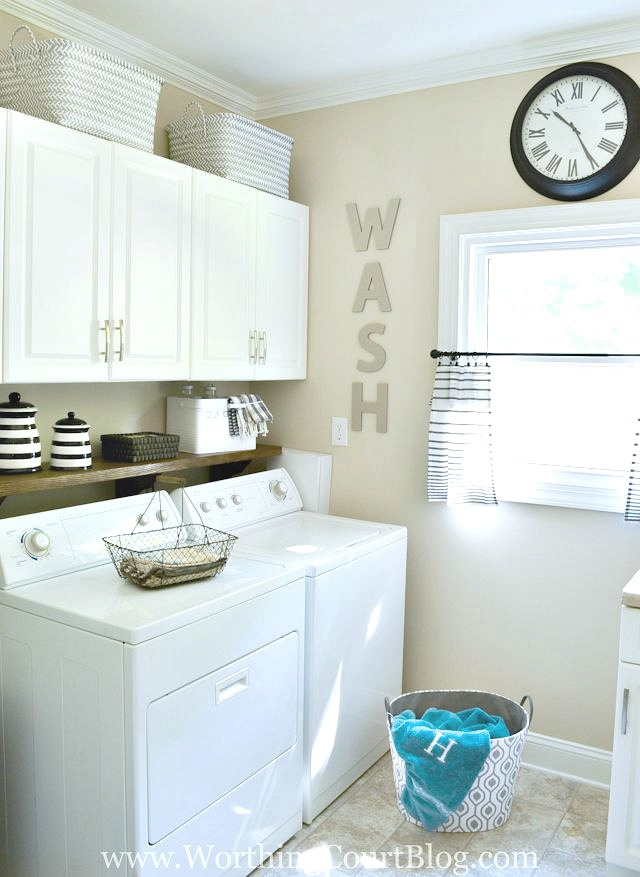 TOP 5 Tips for designing a beautiful and efficient laundry room ...