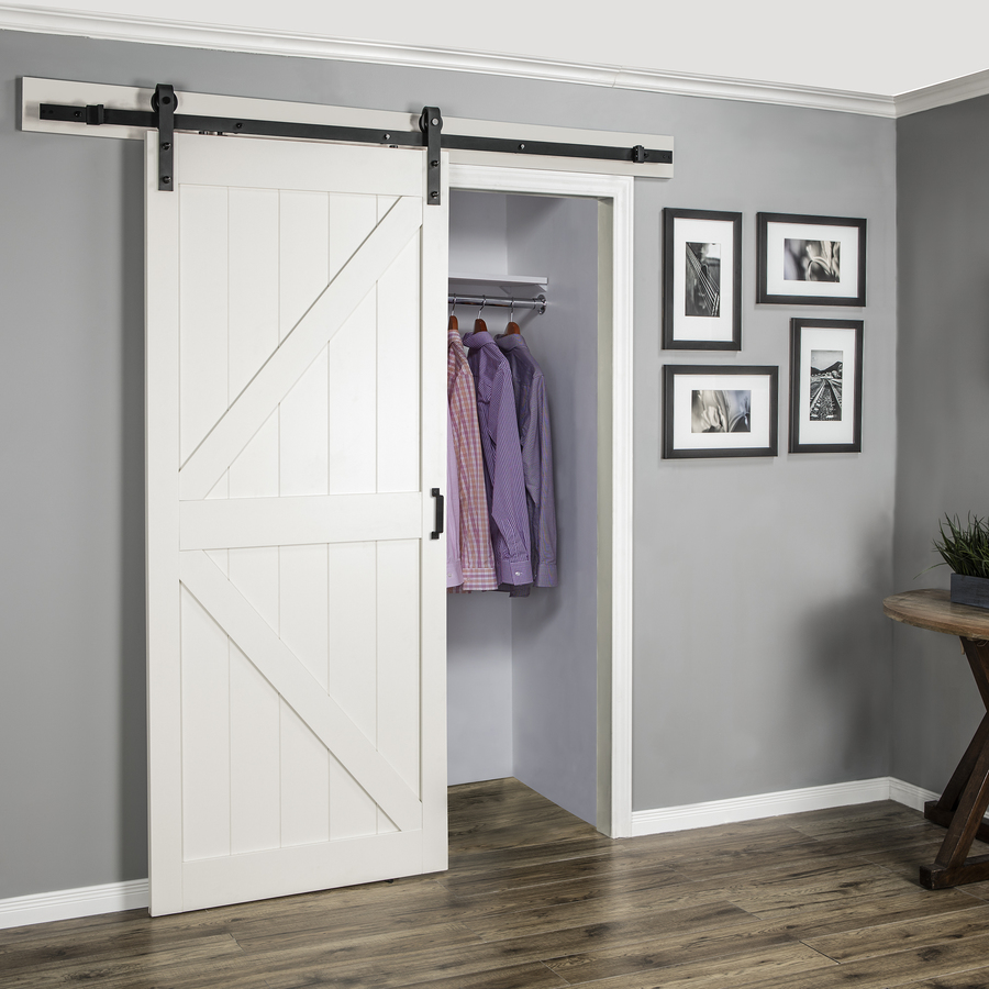 premade barn door