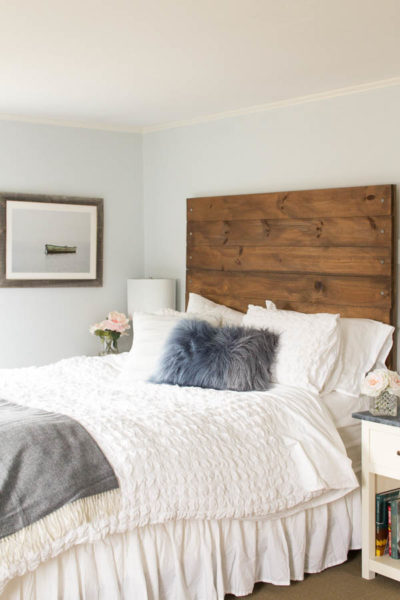 spring bedroom decor by finding silver pennies - Spring Bedroom Ideas