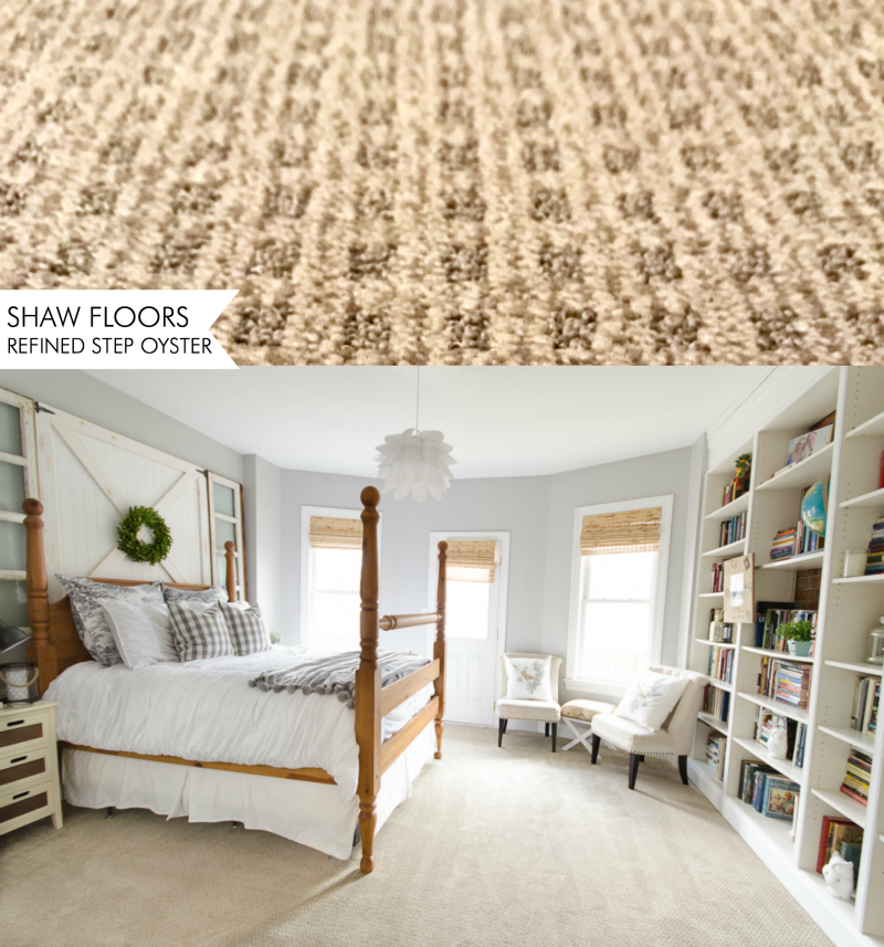 My Shaw Floors Carpet Installation