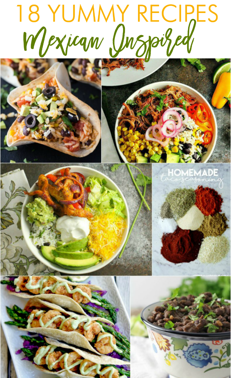 easy mexican recipes cinco de mayo recipes