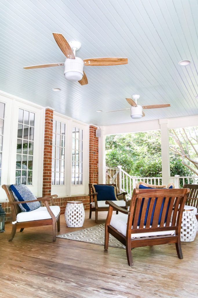 Entertaining Ready Porch By Bless Er House