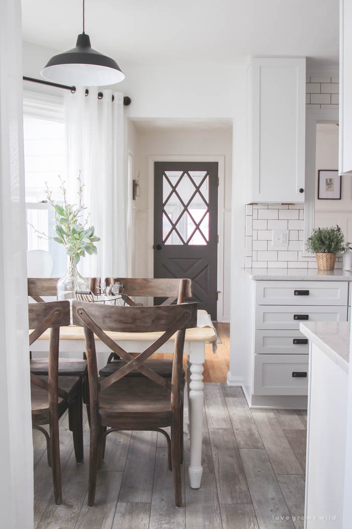 EAT IN FARMHOUSE KITCHEN BY LOVE GROWS WILD