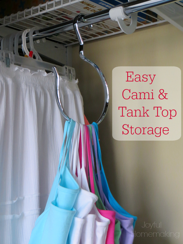 Diy Top Of Closet Storage