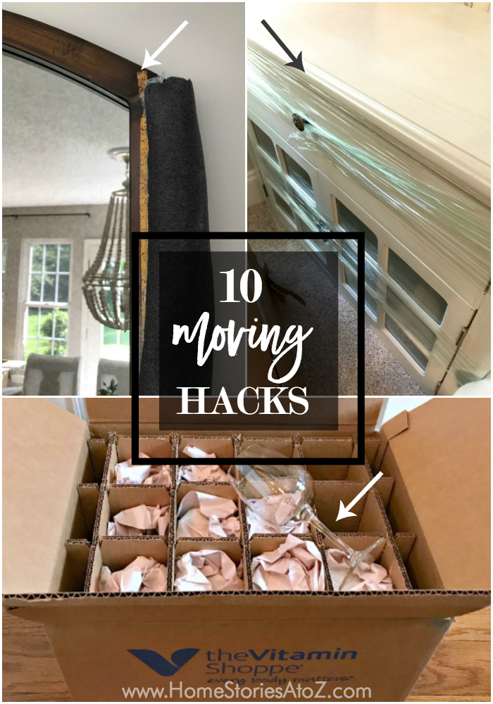 10 moving hacks how to best pack for your upcoming move. Black Bedroom Furniture Sets. Home Design Ideas