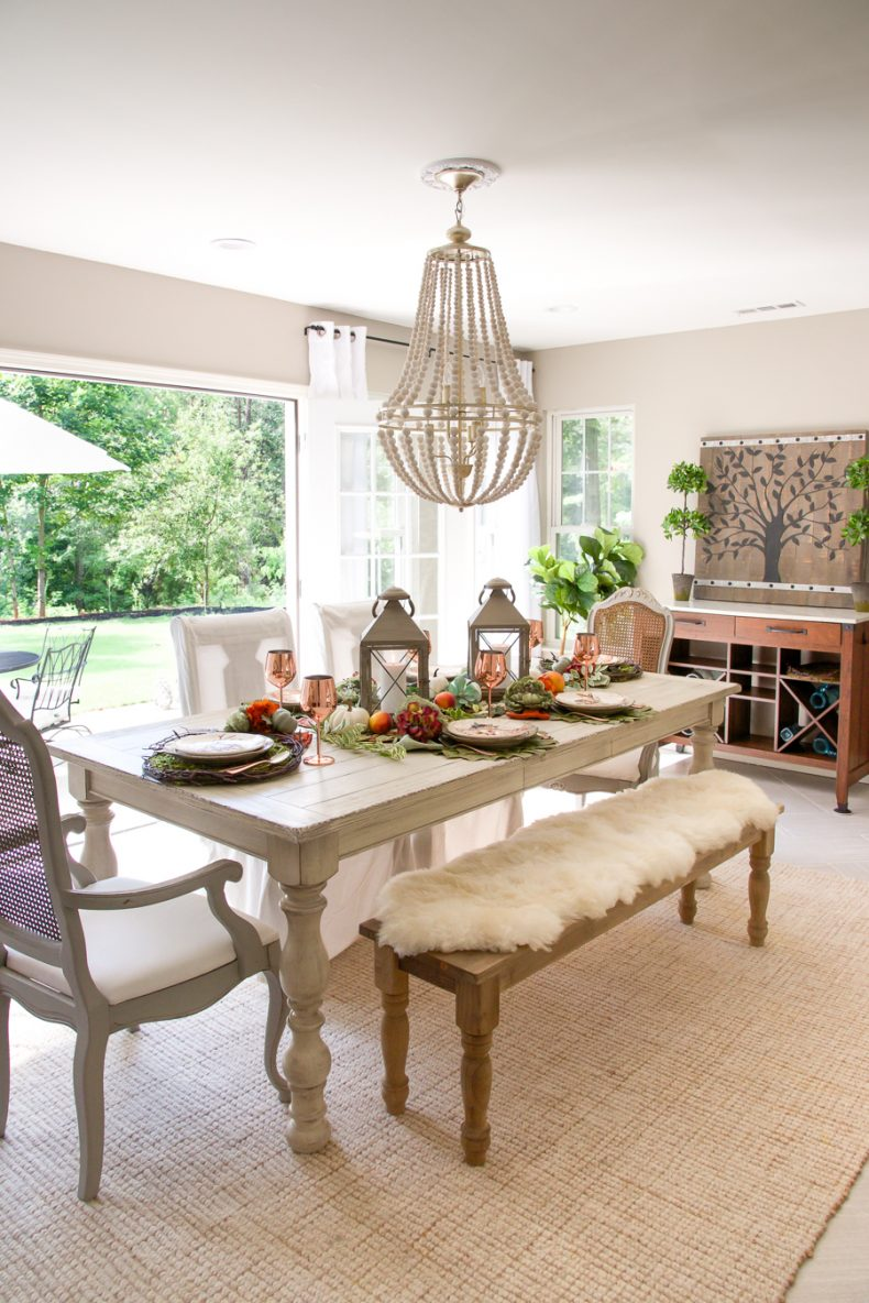 Autumn Table Tips: How to Set a Table for Fall - Home Stories A to Z