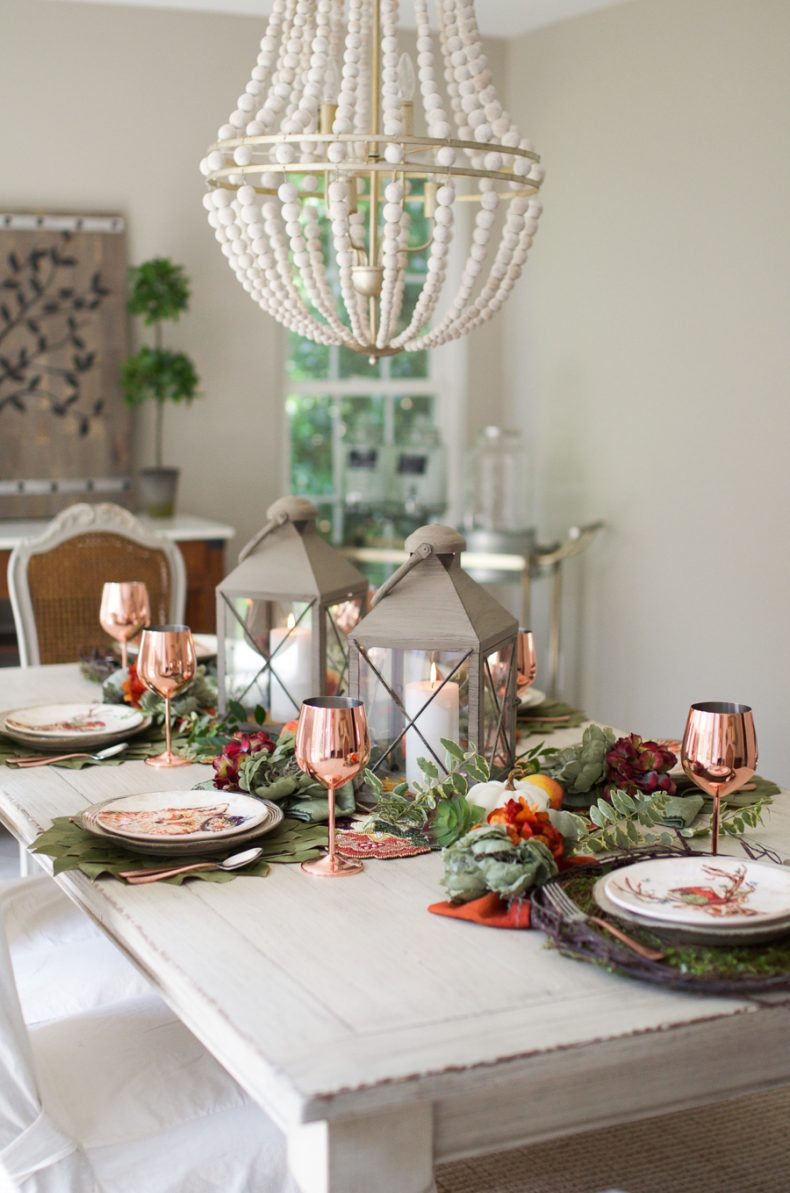 Autumn Table Tips How To Set A Table For Fall