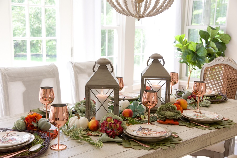 Autumn Table Tips How To Set A Table For Fall Home